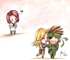 MGS3: Unrequited by TheSketcher