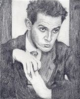 Egon Schiele by AngryGiftHorse
