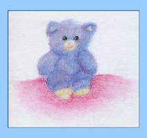 Teddy Bear by Charmed-Ravenclaw