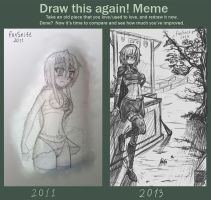 Before and After Meme (2011-2013) by FoxShift