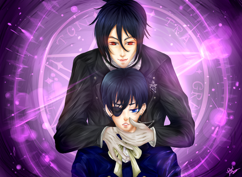 Black Butler: The Faustian Contract by ruchib711