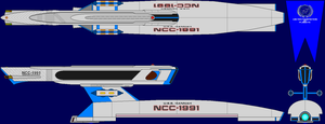 USS Hannah Pod Multi-View by captshade