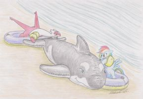 Whale Inflation by KlaviceGavin