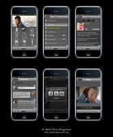 iTouch-iPhone GUI by chrisringeisen