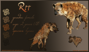 Rit Reference Sheet by twistedCaliber