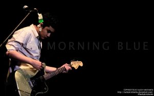 richie morning blue by LuckyKristianto