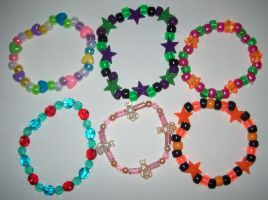 Kandi singles for trade/sale 2 by anne-t-cats