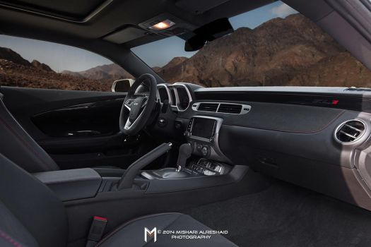 ZL1 Interior by GTMQ8