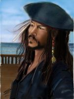 Jack Sparrow 2 by Noosha77