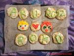 AkuRoku Day 2012 Cookies by GamerGirlX64