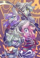 NIGHTMARENIGHTPIESISTERS by kaikoinu