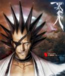 Kenpachi Zaraki by opeth-metal