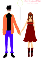 collab me and Madi by Leo-Base-Maker