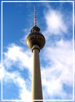 tv tower by iNSEktENLARVE