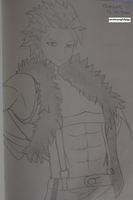 Sting Eucliffe - Fairy tail by carolinamgfidalgo