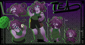 OCTO Persona by TheEvilTeaDrinker
