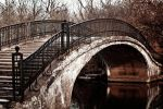 Rusty Bridge Stock by JessicaDobbs
