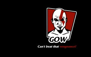 GOW KFC Wallpaper by Poser96