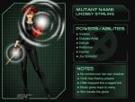X-Girl Lindsey Stirling by M-Mannering