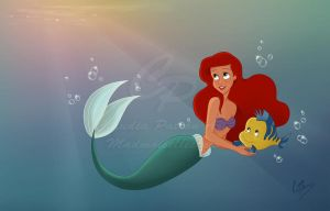 A little mermaid wish... by madmoiselleclau
