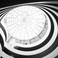 New York: Guggenheim Museim. by inbrainstorm