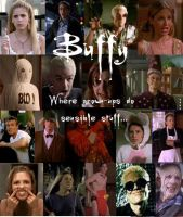 Buffy, Grown-up by singingpterodactyl