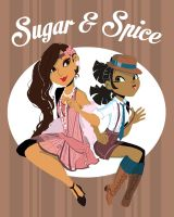 Sugar and Spice by ActionKiddy