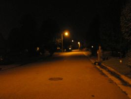 My Street, Other Direction by Caffeine-Master