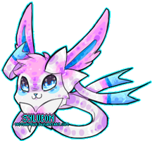 [Free Page Doll] Sylveon by NotDamien