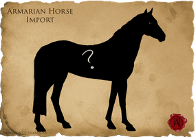 Armarian Horse 166 by Lone-Onyx-Stardust
