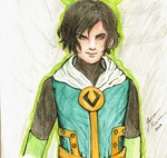 Traditional: Loki by toroden