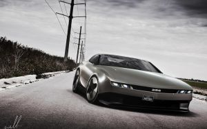 DeLorean Concept by wallla