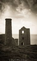 Wheal Coates Cornwall, uk-0510 by SueTuem
