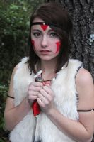 Princess Mononoke II by Sarahmillerphoto