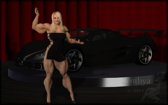 Muscle Presentation by Synthya