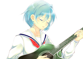 Nene Guitar by airibbon