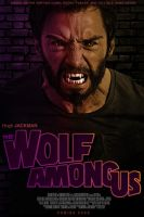 Wolf Among Us Poster by sfhys