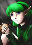 Saria by TAIGAO