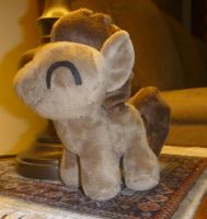 MLP: Doctor Whooves Colt Plush by ChibiTigre