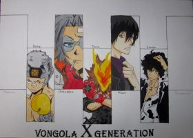 X generation - in progress by Fire-Natsu