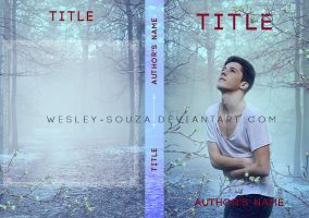 Book Cover Premade - available for sale by Wesley-Souza