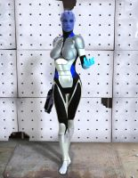 Liara T'Soni by MadamGoth