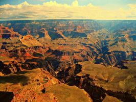 The Grand Canyon by keb17