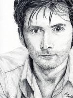 David Tennant by Lorien79