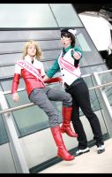 Tiger + Bunny - lets believe HEROES by NanjoKoji