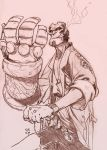 Hellboy by CREONfr