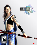 Final Fantasy XIII: Fang's Cover by MichealJordy