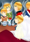 The smell of tea reminds me of those days... by KekiHaku