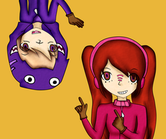 Matryoshka - AttackingTucans and Lucahjin by Anime-Gamer-Girl
