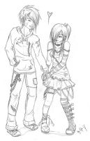 The Perfect Couple by efu